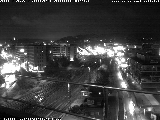 Bielefeld Webcam Bahnhof Boulevard